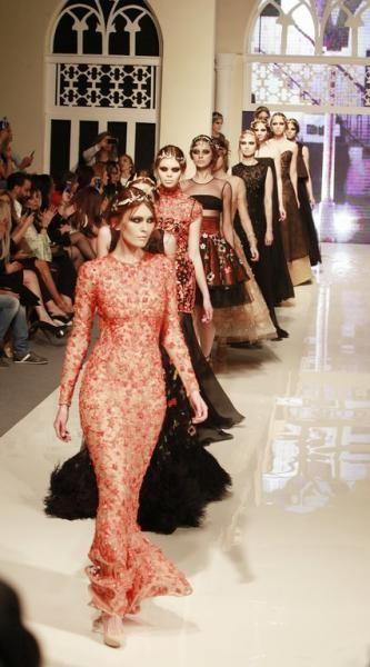 أسبوع الموضة في بيروت: لا جديد!