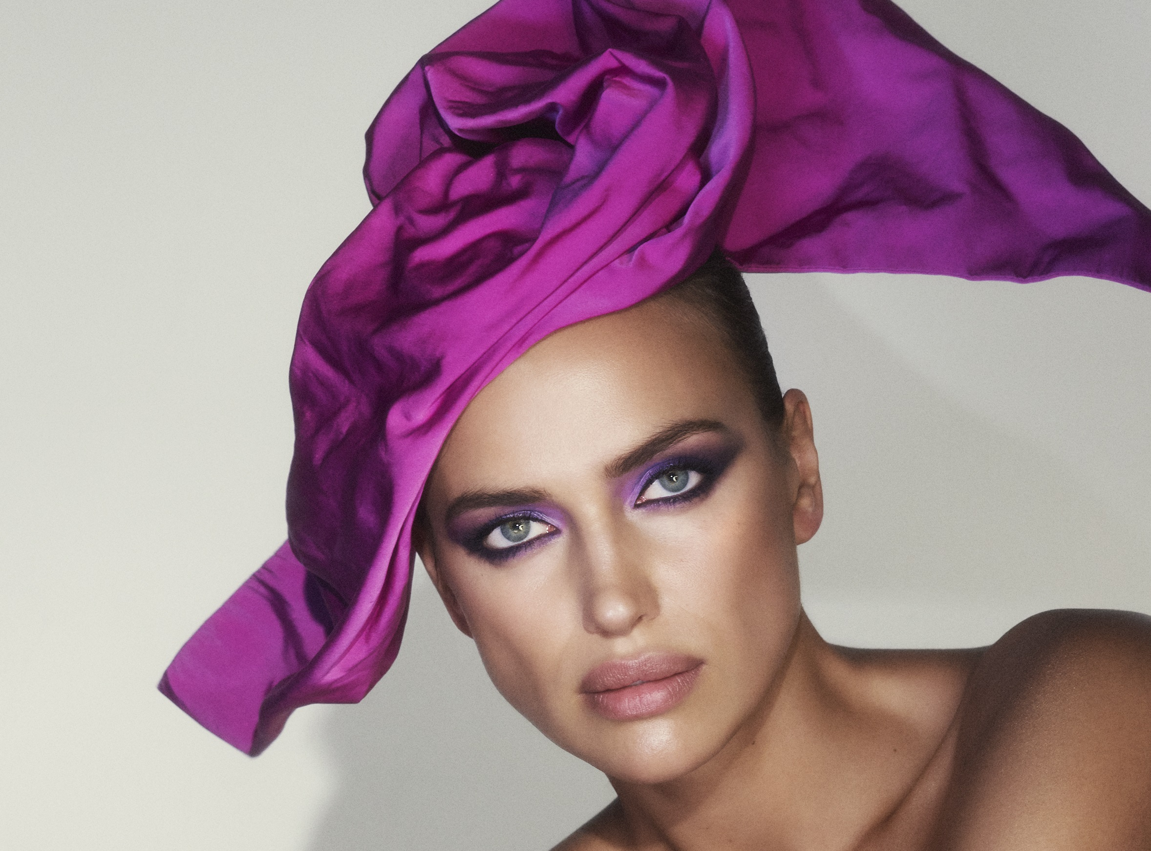 Marc Jacobs Beauty تُعلن إيرينا شايك الوجه الإعلاني الجديد لعام 2019