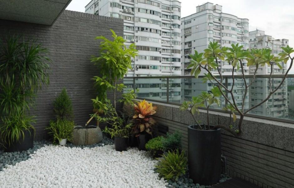 كيف تحولين شرفتك إلى حديقة صغيرة؟