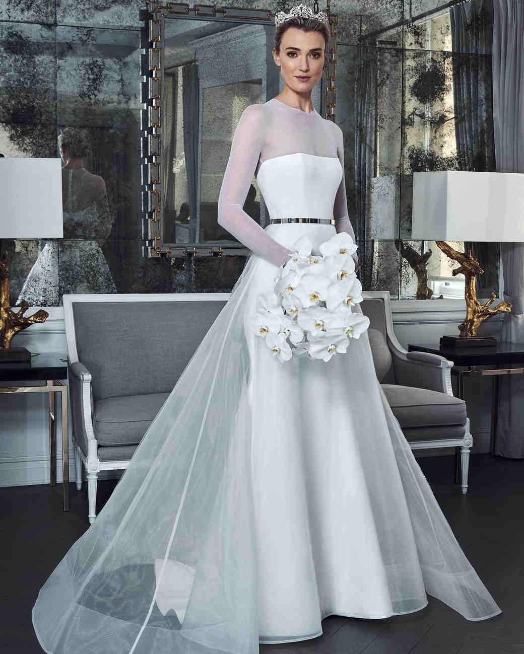 26f779adbfae2 5 صور فساتين عروس من موضة 2019