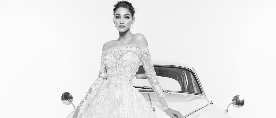 the bride of zuhair mourad 2019 simulates the splendor of elegance