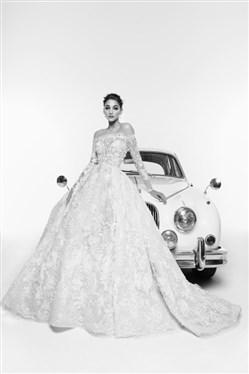 عروس زهير مراد 2019 تحاكي روعة الأناقة!