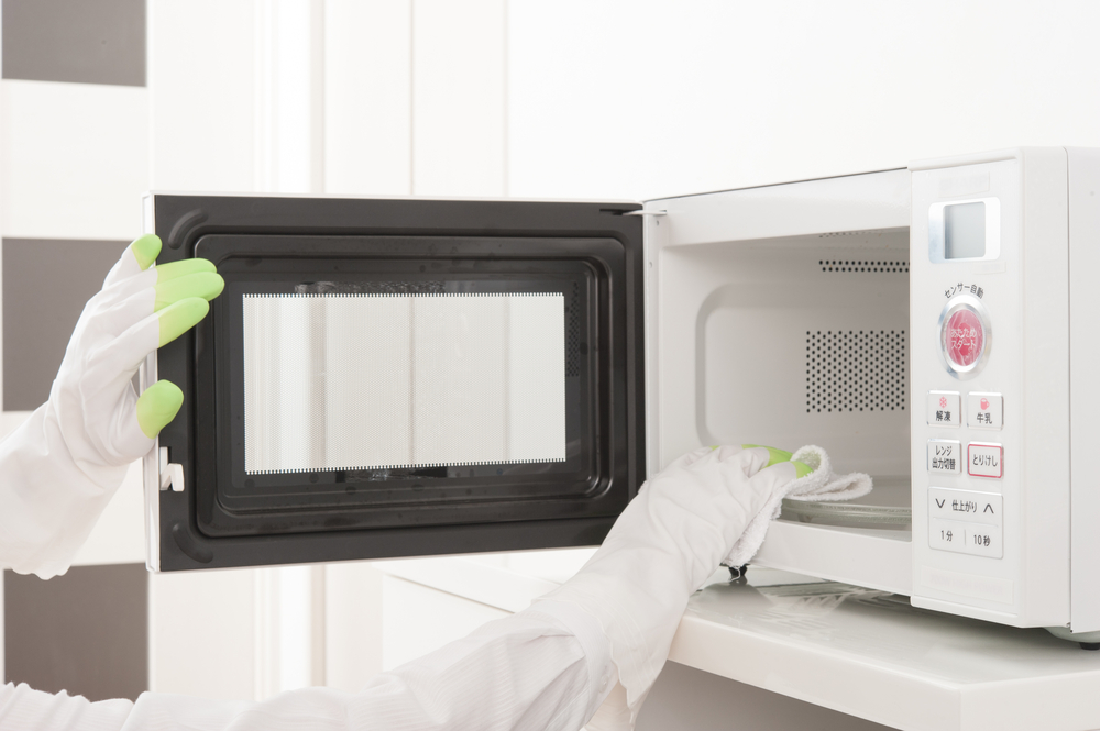 cleaning microwave yawmiyati