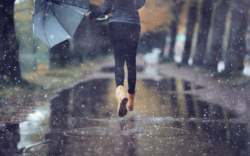 ماذا يعني تفسير حلم نزول المطر