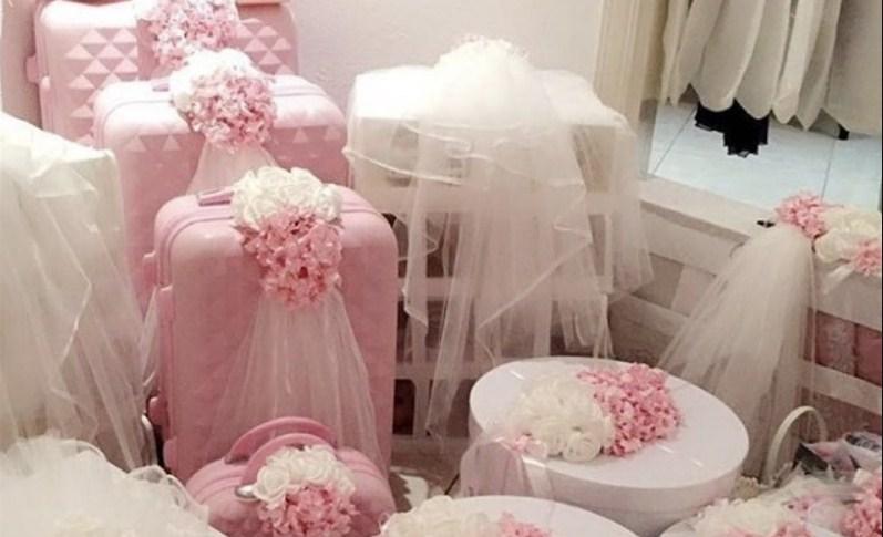 أشهر تجهيزات شنطة العروس