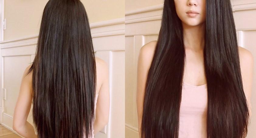افضل شامبو لتطويل الشعر
