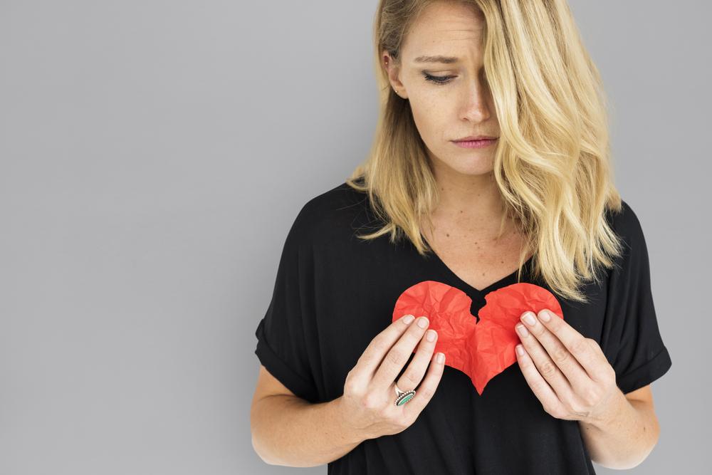 القلب المكسور… مرض حقيقي وليس بمقولة